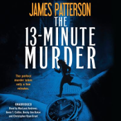 13-Minute Murder, by James Patterson