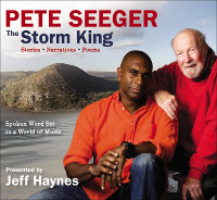 The Storm King: Stories, Narratives, Poems: Spoken Word Set to a World of Music, Pete Seeger