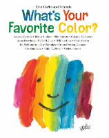 What's Your Favorite Color?, Eric Carle and friends