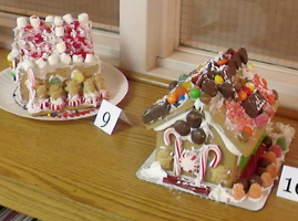 [Gingerbread Houses]